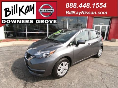 Certified Pre-Owned 2017 Nissan Versa Note SV FWD Hatchback