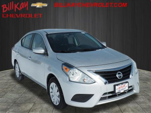 Pre-Owned 2017 Nissan Versa 1.6 SV FWD 1.6 SV 4dr Sedan