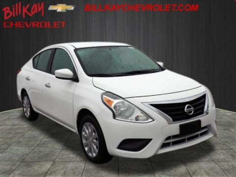 Pre-Owned 2018 Nissan Versa 1.6 SV FWD SV 4dr Sedan