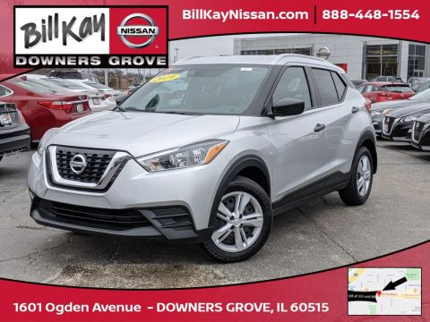 Used Nissan Kicks Downers Grove Il