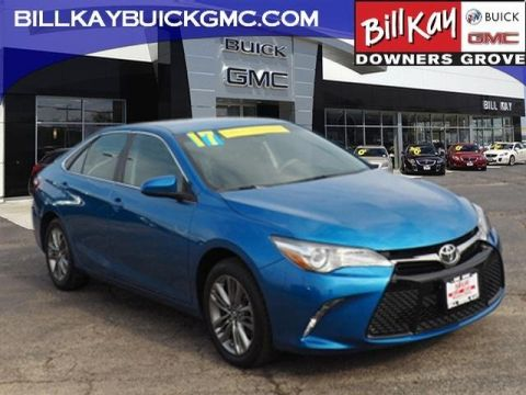 Pre-Owned 2017 Toyota Camry SE FWD Sedan