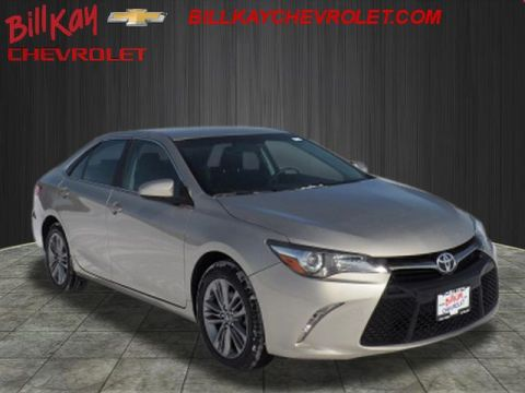 Pre-Owned 2017 Toyota Camry SE FWD SE 4dr Sedan