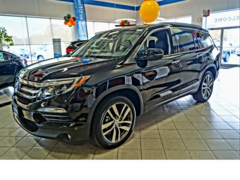 New 2018 Honda Pilot Elite AWD with Navigation & AWD