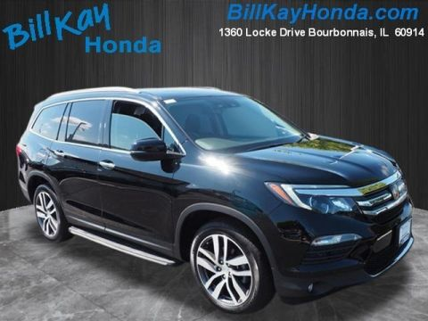 Pre-Owned 2018 Honda Pilot Touring AWD