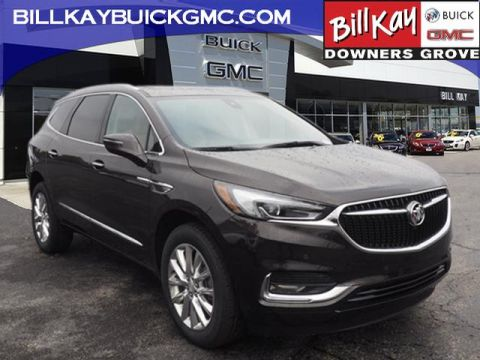 New 2018 Buick Enclave Premium Group FWD Premium 4dr Crossover