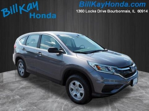 Certified Pre-Owned 2016 Honda CR-V LX AWD AWD