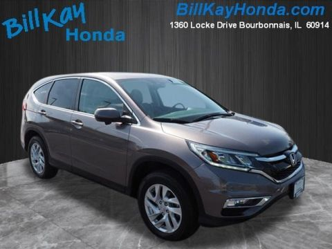 Certified Pre-Owned 2016 Honda CR-V EX AWD AWD