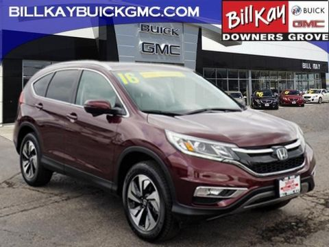 Pre-Owned 2016 Honda CR-V Touring AWD