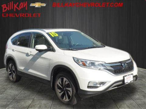 Pre-Owned 2015 Honda CR-V Touring AWD