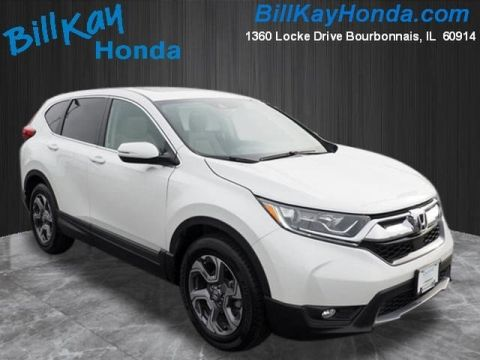 Certified Pre-Owned 2019 Honda CR-V EX FWD SUV