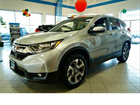 New 2019 Honda CR-V EX-L AWD AWD