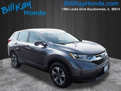 Certified Pre-Owned 2017 Honda CR-V LX AWD AWD
