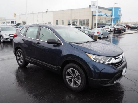 Pre-Owned 2017 Honda CR-V LX AWD AWD