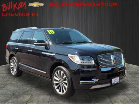Pre-Owned 2019 Lincoln Navigator Select 4WD