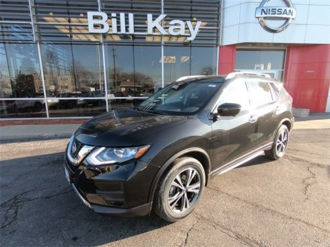 New 2019 Nissan Rogue SV FWD Sport Utility