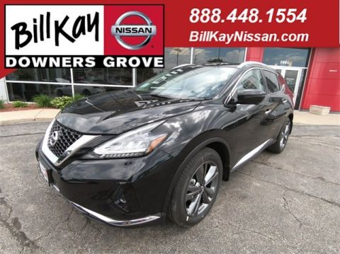 New 2019 Nissan Murano Platinum AWD