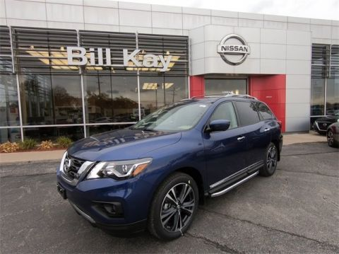 New 2019 Nissan Pathfinder Platinum 4WD