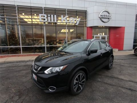 New 2018 Nissan Rogue Sport SL with Navigation & AWD