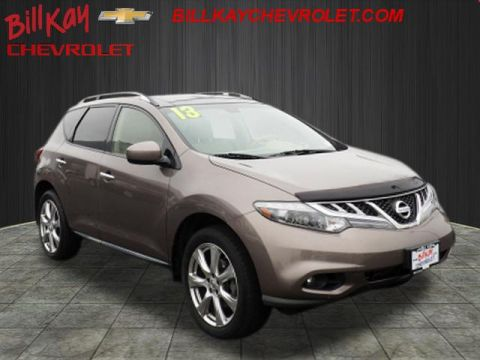 Pre-Owned 2013 Nissan Murano LE AWD