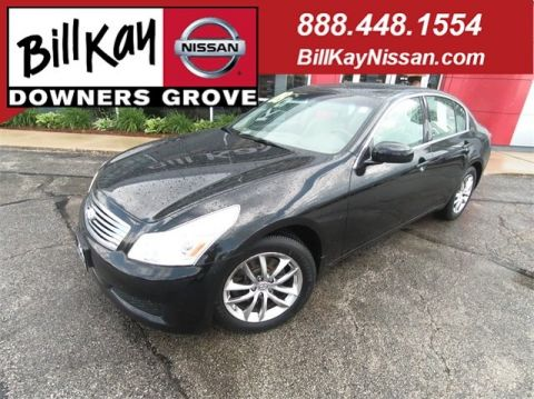 Pre-Owned 2008 INFINITI G35 Sedan x AWD
