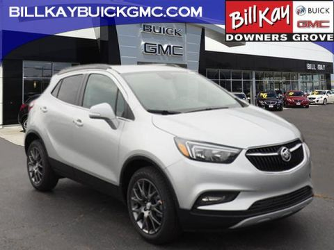 New 2019 Buick Encore Sport Touring FWD Sport Touring 4dr Crossover