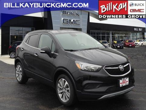 New 2019 Buick Encore Preferred FWD Preferred 4dr Crossover