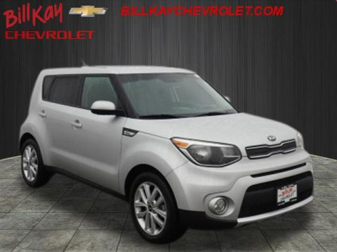 Pre-Owned 2018 Kia Soul Plus Front Wheel Drive + 4dr Wagon