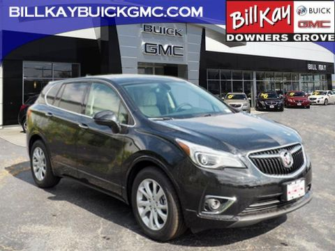 New 2019 Buick Envision Preferred FWD Preferred 4dr Crossover
