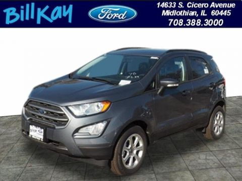 New 2018 Ford EcoSport SE FWD 4D Sport Utility