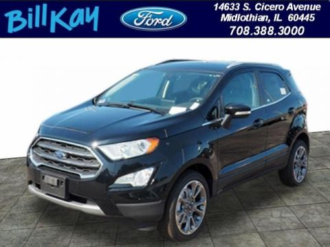 New 2019 Ford EcoSport Titanium with Navigation