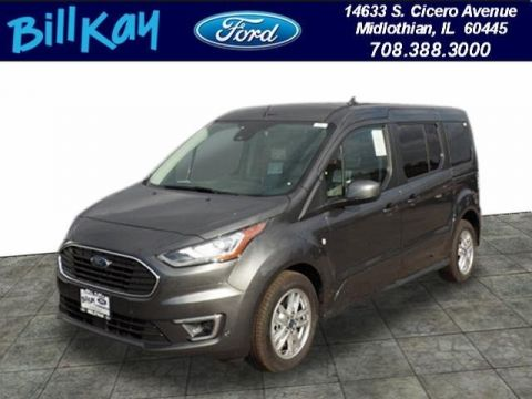 New 2019 Ford Transit Connect Titanium with Navigation