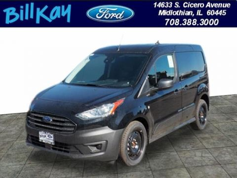 New 2019 Ford Transit Connect XL FWD 4D Cargo Van