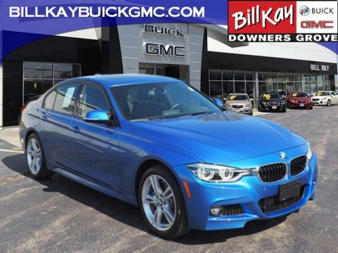 Pre-Owned 2018 BMW 3 Series 340i xDrive AWD