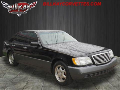 Pre-Owned 1993 Mercedes-Benz 300SD 300 SD RWD 4dr 300 SD Turbodiesel Sedan